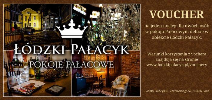 voucher na noclegi Łódź hotel